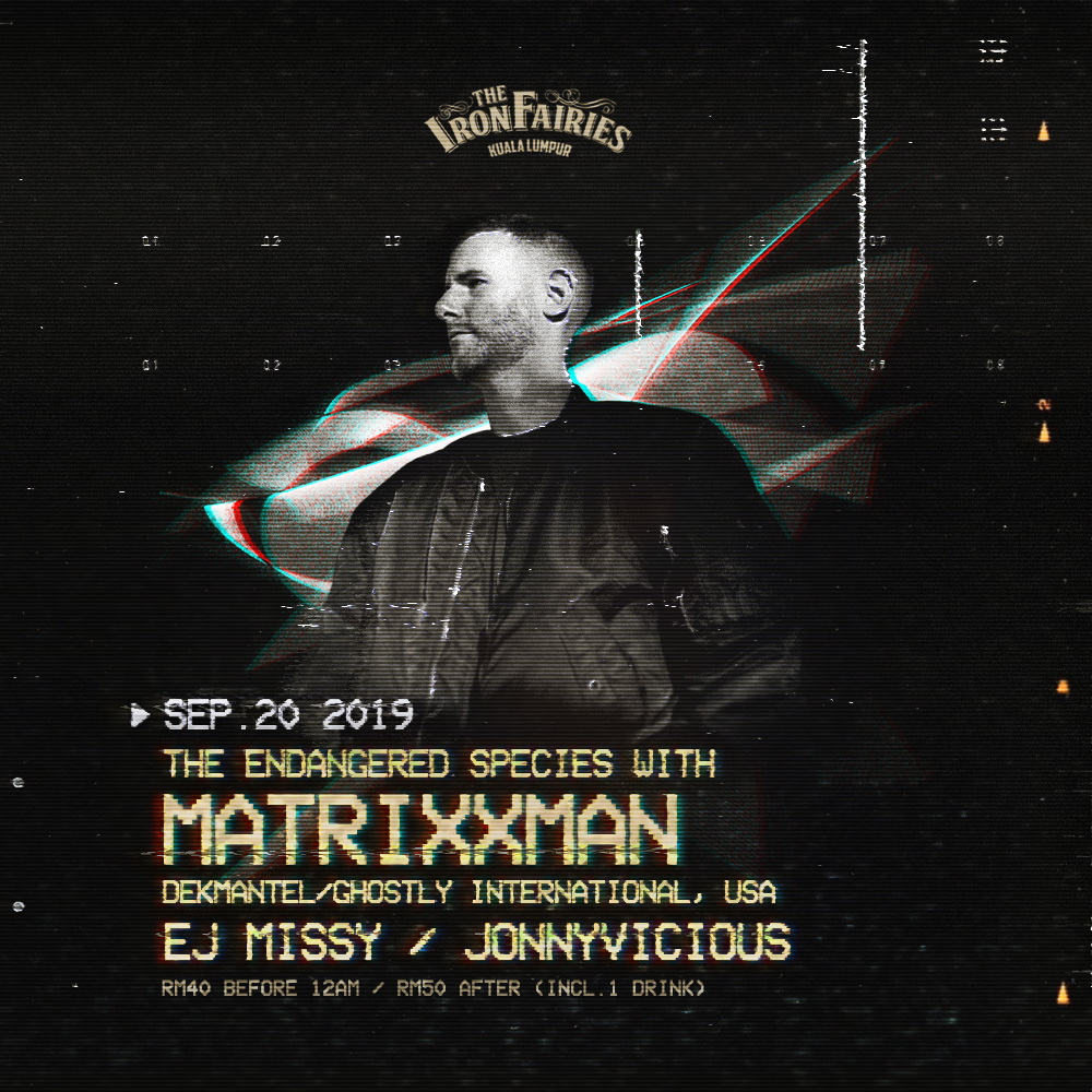 The Endangered Species with Matrixxman